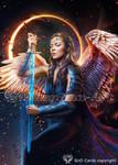 Angel-warrior