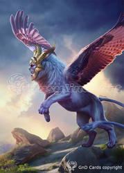 Sphinx by Vasylina
