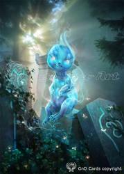 Little ghost by Vasylina