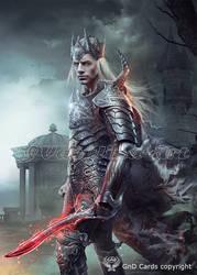 King of vampires by Vasylina