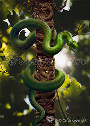Snake by Vasylina