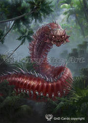 Worm by Vasylina