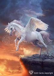 Pegasus by Vasylina