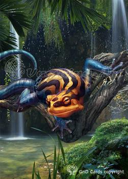 Frog-lizard