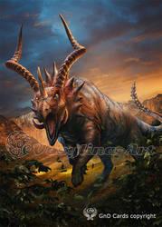 Dinosaur-beast