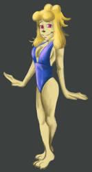 Shella swim wear by Icelandpricess