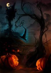 Happy Halloween by yaichino