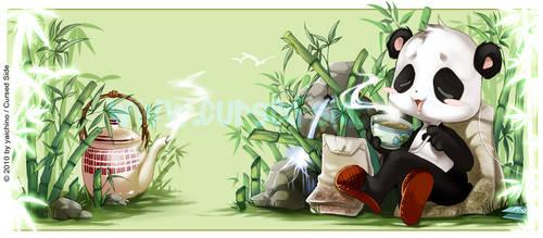 Tea time by yaichino