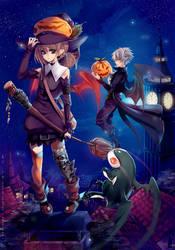 Halloween - Teof by yaichino