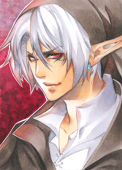 Dark Link to killing-idol by yaichino