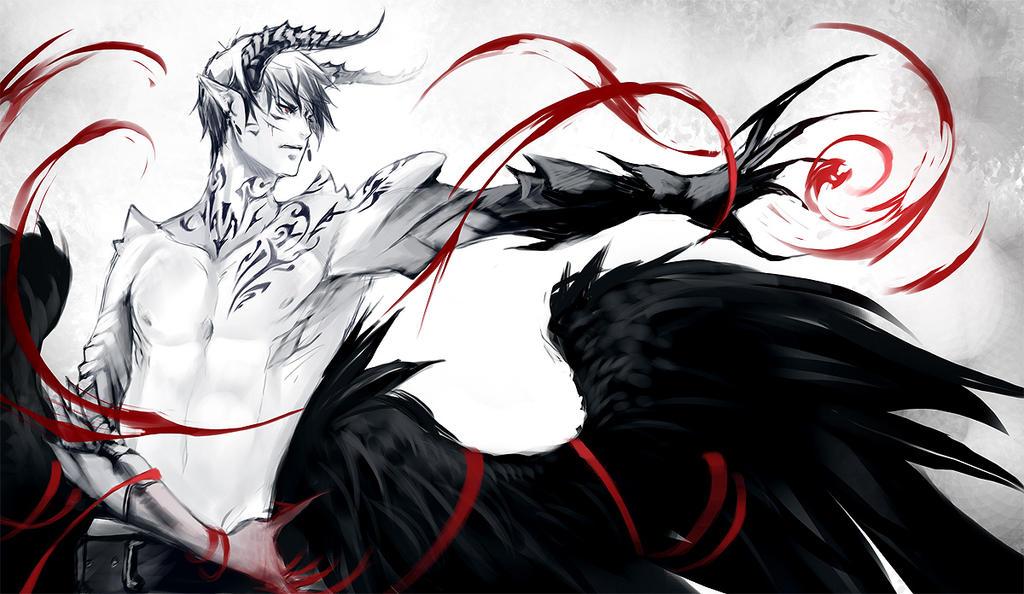 red spirit by yaichino
