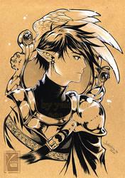 Rei - soldier