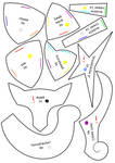 Chibi Raikou Plush Pattern Pt.2