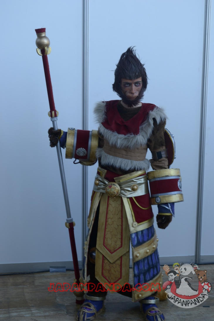 Wukong, the Monkey King - LEAGUE OF LEGENDS by ExionYukoCosplay