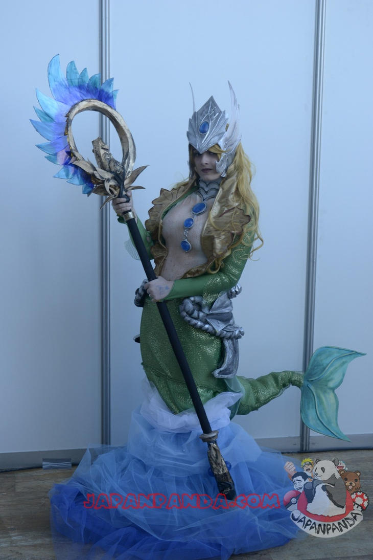Nami, the Tidecaller - LEAGUE OF LEGENDS by ExionYukoCosplay