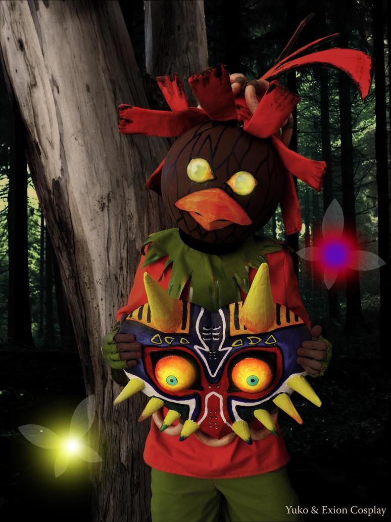 Skull Kid - TLOZ: Majora's Mask (II) by ExionYukoCosplay