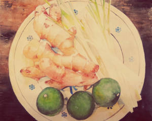 water color traning