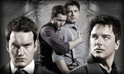 Jack and Ianto 02 by Kaito42