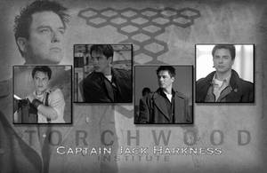 Captain Jack Harkness by Kaito42