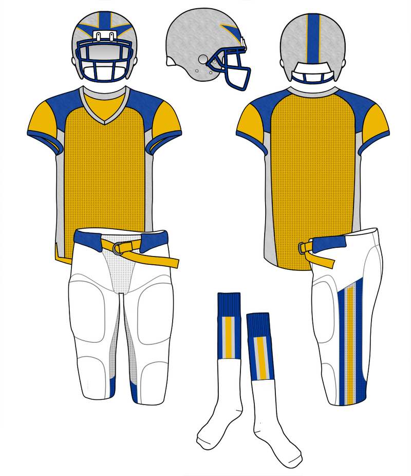 Football Uniform Designs 16