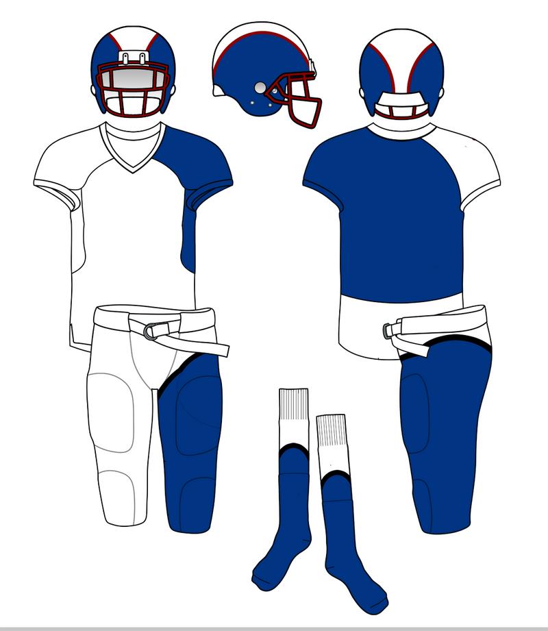 Football Uniform Designs 7