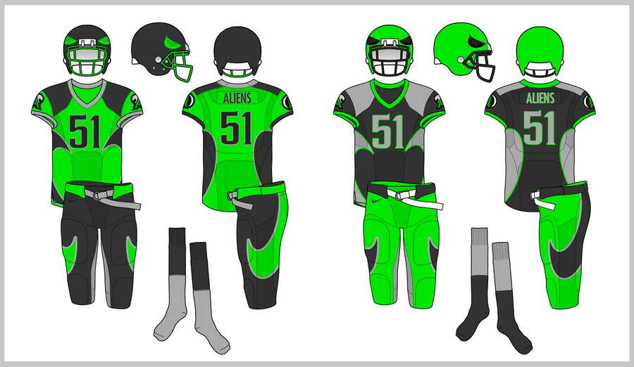 Football Uniform Designs 83