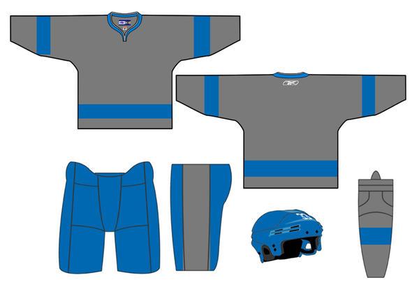 Hockey Uniform Template By Kaito42 ...  Hockey Templates Free