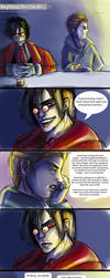 Alucard vs Edward Part 1 by thetimescar