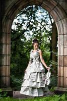Paper violinist by kacper00001