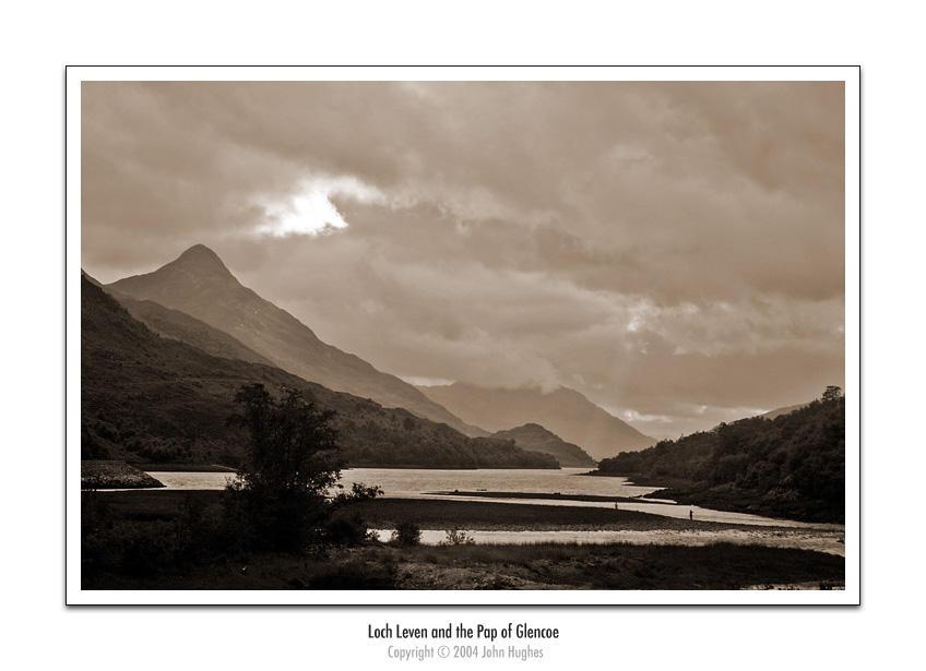 Loch Leven by honz12