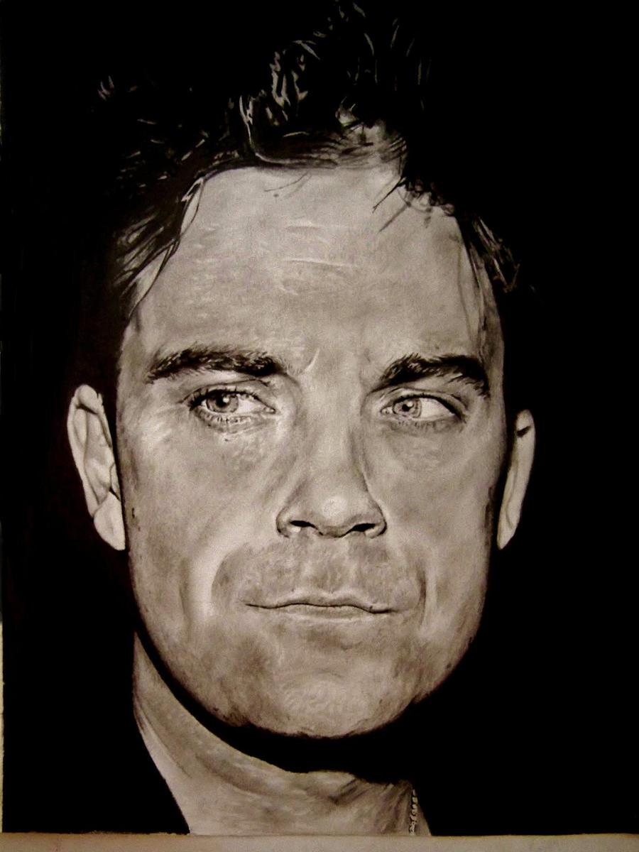 Robbie Williams by Ray-Clark