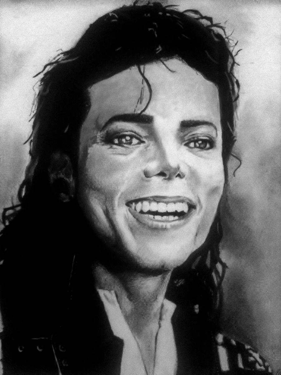 Michael Jackson by Ray-Clark