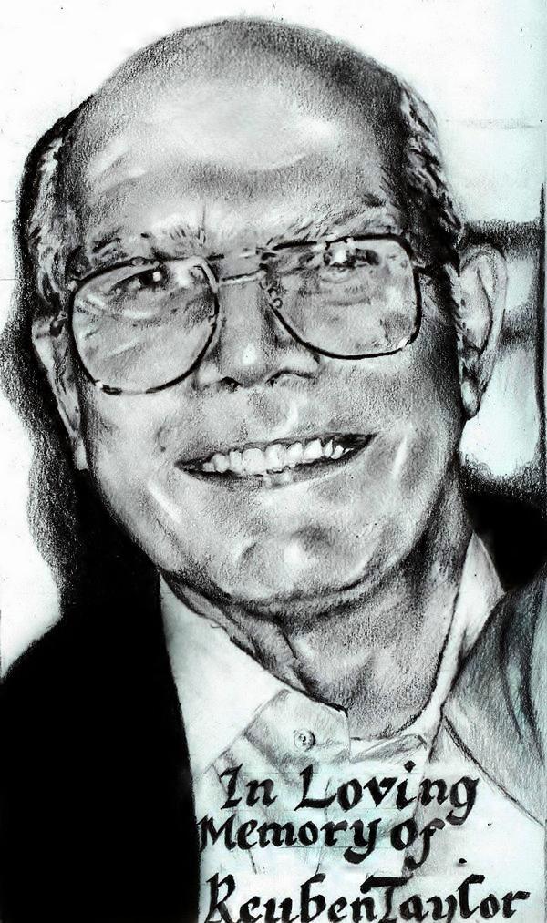 My Grandad. by Ray-Clark