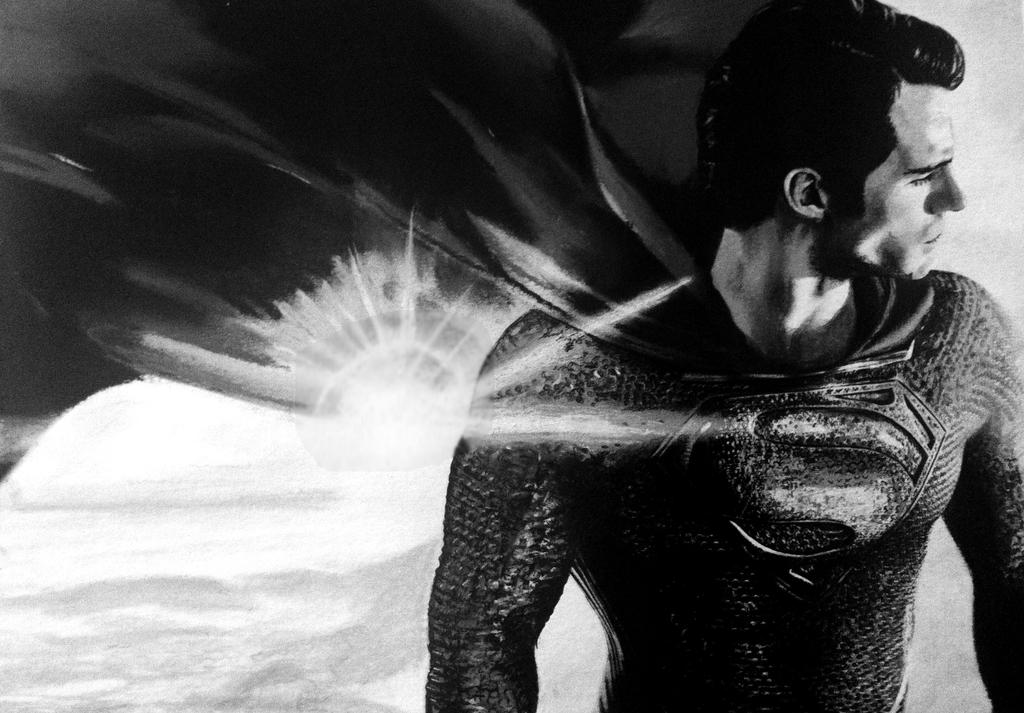 Man of steel by Ray-Clark