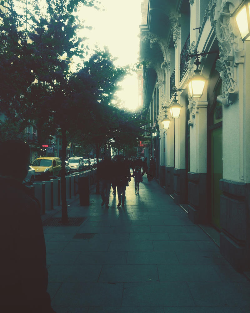 Madrid by Ray-Clark