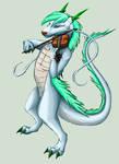 Edvin the eastern dragon