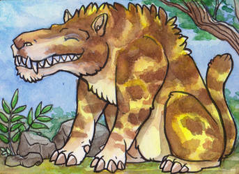 ACEO Andrewsarchus