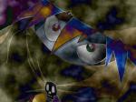Wizardmon Avatar 1 by MysteryFan