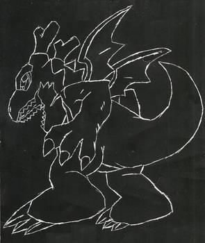Dracomon Scratchart