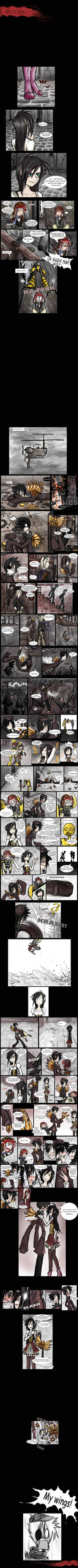rogue-skies round 1 Page1 by ArtistsBlood