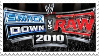 Smackdown vs RAW 2010 Stamp by 143atroniJoker
