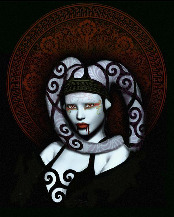 Twi Lek Vampire