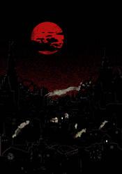 Dark City (Kult RPG) by Infernallo