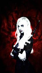 Eva the Vampire by Infernallo