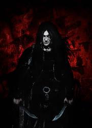Plamen the Vampire by Infernallo