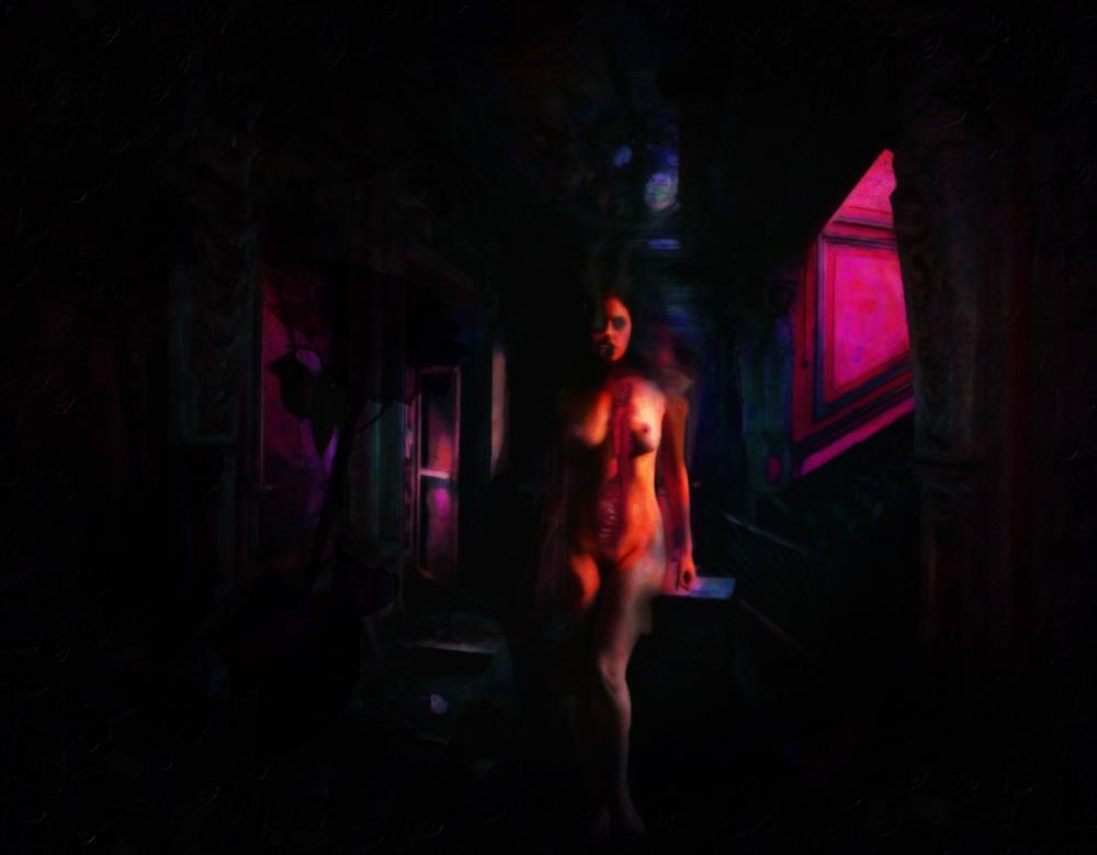 Dark ambience by Infernallo