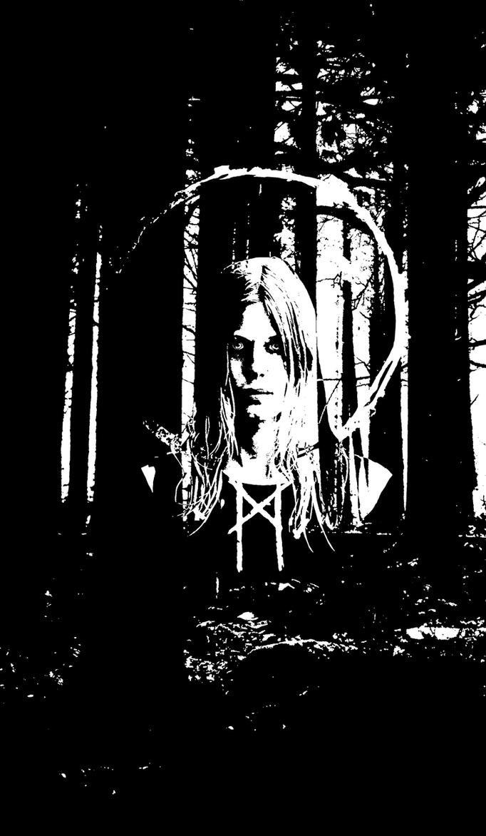 Myrkur fan art by Infernallo