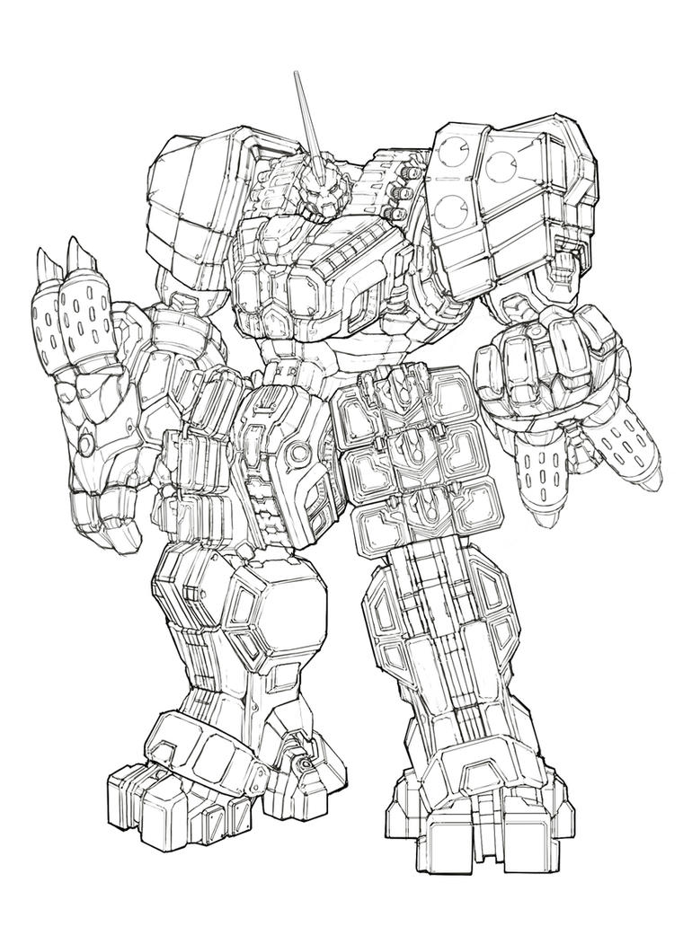 After watching Pacific Rim by artkingman on DeviantArt