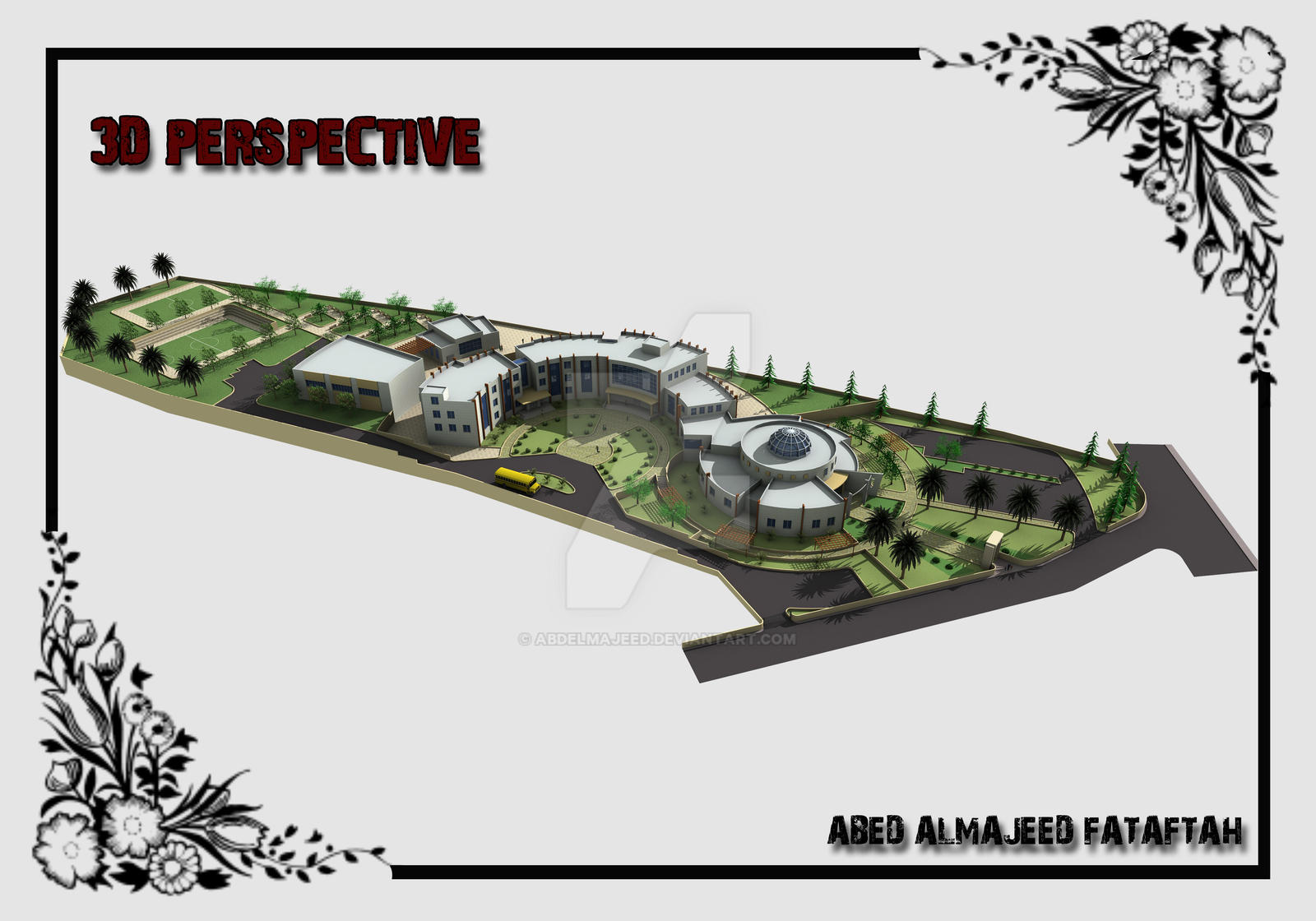 School Design Project2 by Abdelmajeed