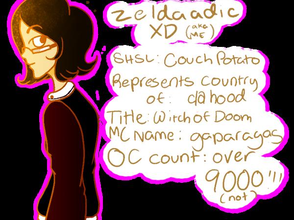 zeldaadicXD's Profile Picture